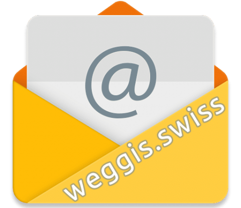 @weggis.swiss die Weggiser E-Mail Adresse